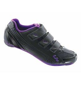Liv Women's LIV REGALO Shoe BLK/PURPLE 38 (Reg $129)