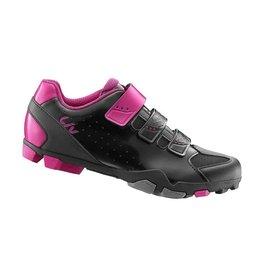 Liv Liv Fera Shoe 38 Black/Fuchsia (Reg $139)