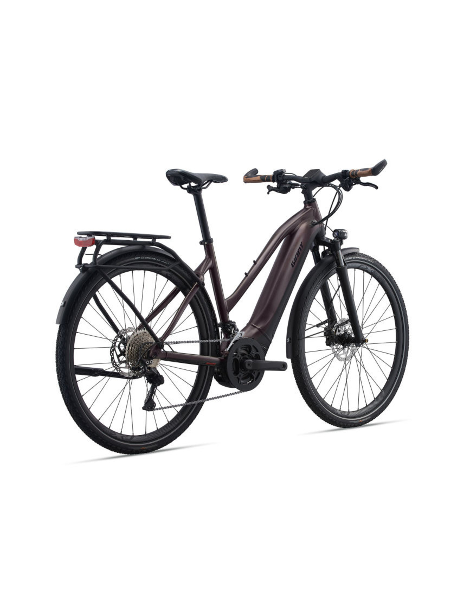 GIANT BICYCLES 2021 Explore E+ 1 Pro STA Rosewood