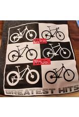 Bike Bros. Greatest Hits Bike Bros Shirt 3/4 sleeve baseball shirt