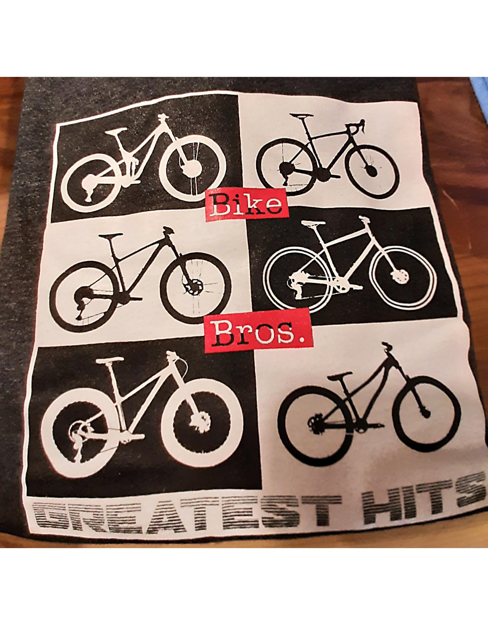 Bike Bros. Greatest Hits - Bike Bros T Shirt