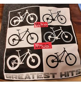 Bike Bros. Greatest Hits - Bike Bros T Shirt
