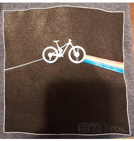 Bike Bros. Dark Side of the Bike - Bike Bros. T Shirt