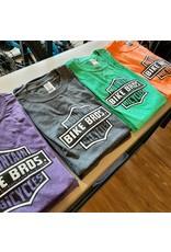 Bike Bros. Kinda Crest T-shirt  - Bike Bros.