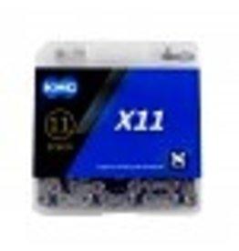 KMC KMC X11 CHAIN 11SP SILV/BLK