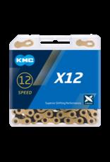 KMC KMC X12 12SP Chain 126 links
