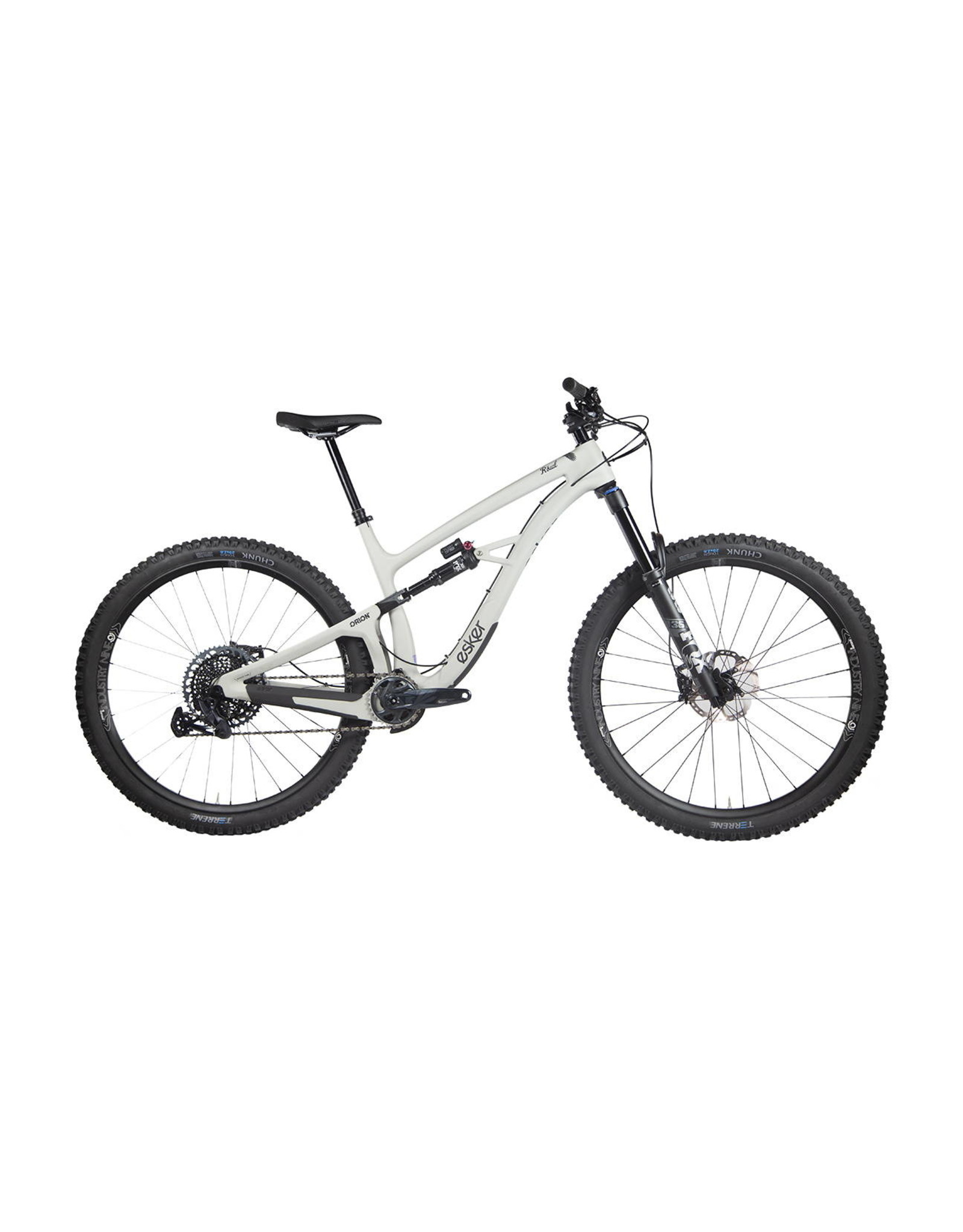Esker Rowl Complete Bike R3 (Shim XT/Fox Factory)
