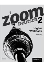 Zoom Deutsch 2 Higher Workbook (Yr 9)