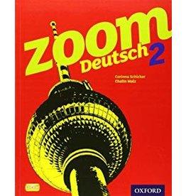 Zoom Deutsch 2 Student Book (Yr 9)