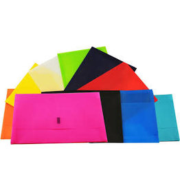 Plastic Document Wallet