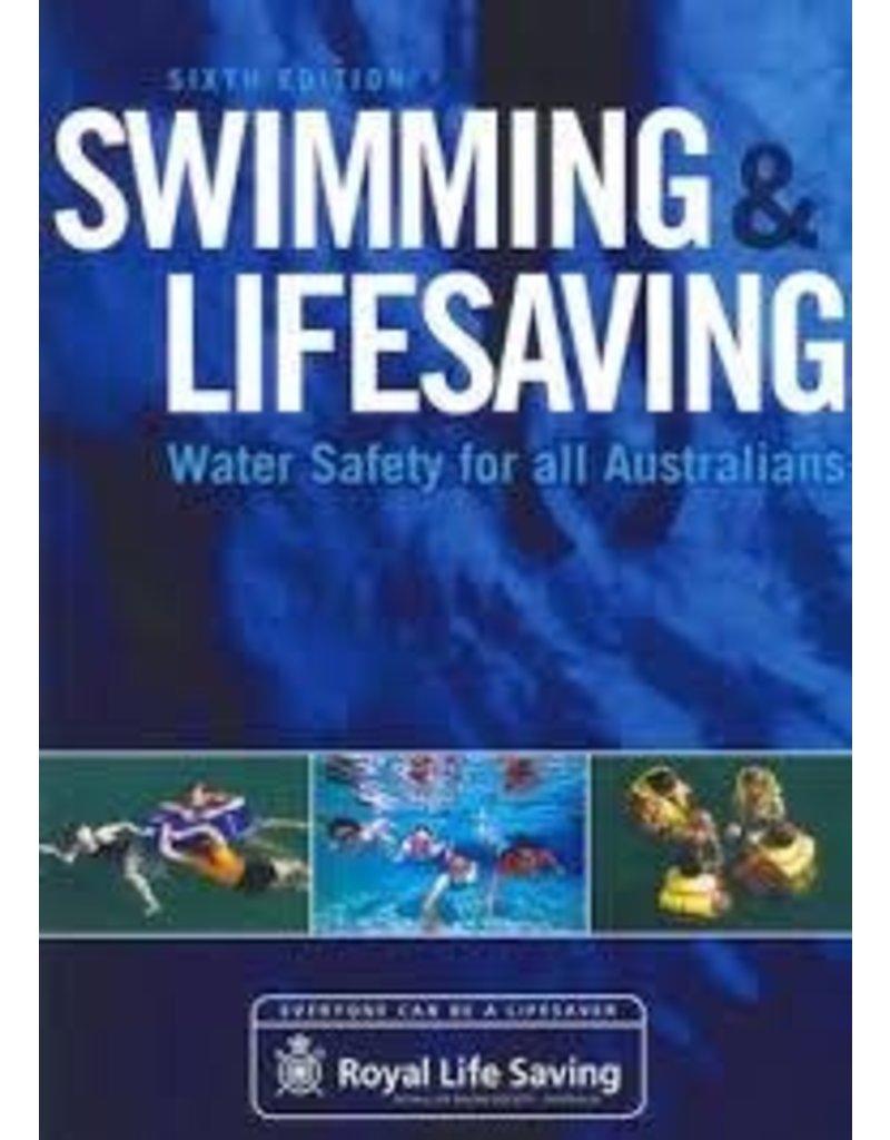 Swimming & Lifesaving Manual 6th Ed (Yr 7)