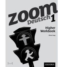 Zoom Deutsch 1 Higher Workbook (Yr 7)