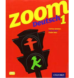 Zoom Deutsch 1 Student Book (Yr 7)