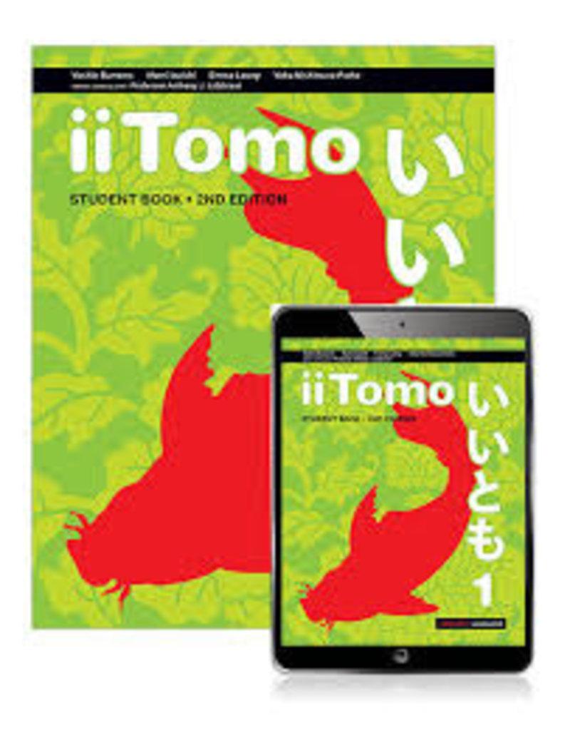 ii Tomo 1 Textbook/ebook 2nd (Yr 7)