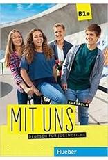 Mit Uns B1 Plus Kursbuch (German) Yr 11