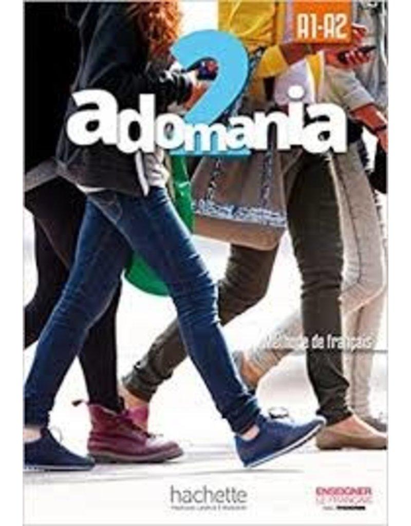 Adomania 2 Student Book (Yr 9)