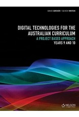 Digital Technologies for the Aust Curriculum (Yr 9 & 10)