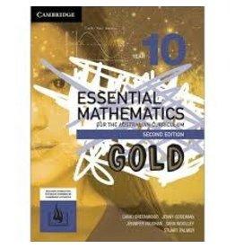 Essential Mathematics Gold  Year 10 2nd ed (Yr 10)