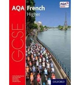AQA GCSE French Higher Student Book 2016 (Yr 10)