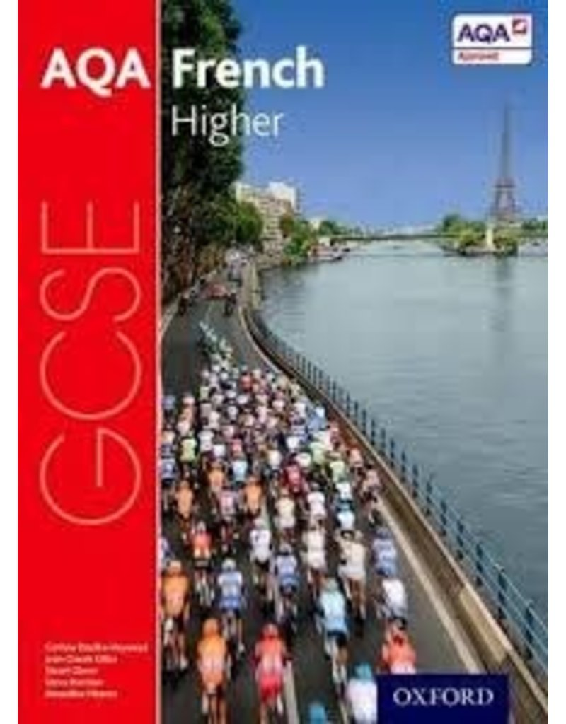 AQA GCSE French Higher Student Book 2016 (Yr 10)