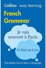 Collins Easy Learning French Grammar (Yr 10 &11)