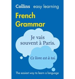 Collins Easy Learning French Grammar (Yr 10 &11)