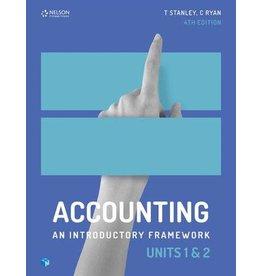 Accounting an Introductiory Framework Units 1&2 4th Ed (Yr 11)