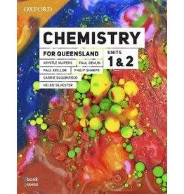 Chemistry for Queensland Units 1 & 2 Digital & Hardcopy Textbook (Yr 11)
