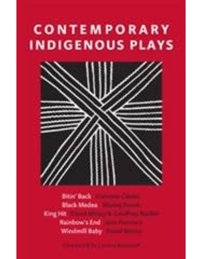 Contemporary Indigenous Plays (Yr 11)