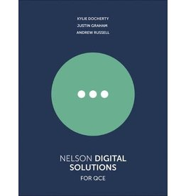 Nelson Digital Solutions for QCE Units 1- 4 (Yr 11)
