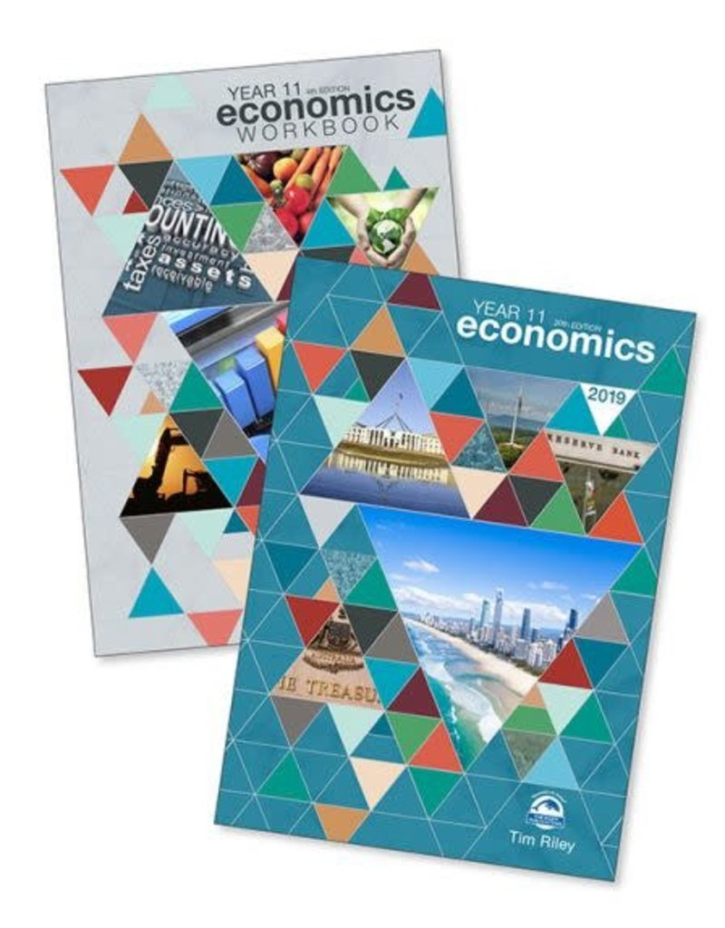 Year 11 Economics 2019 (Textbook & Workbook) (Yr 11)