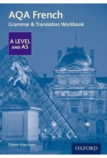 AQA French Grammar & Translation Workbook A Level and AS (Yr 11)