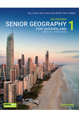Jacaranda Senior Geography 1 for QLD Units 1&2  3rd Ed (Yr 11)