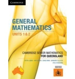 General  Mathematics Units 1&2 for Qld (Yr 11)