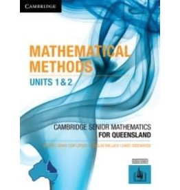 Mathematical Methods Units 1&2 for Qld (Yr 11)