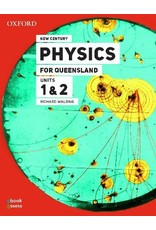 New Century Physics for QLD Units 1&2 3rd Ed (Yr 11)