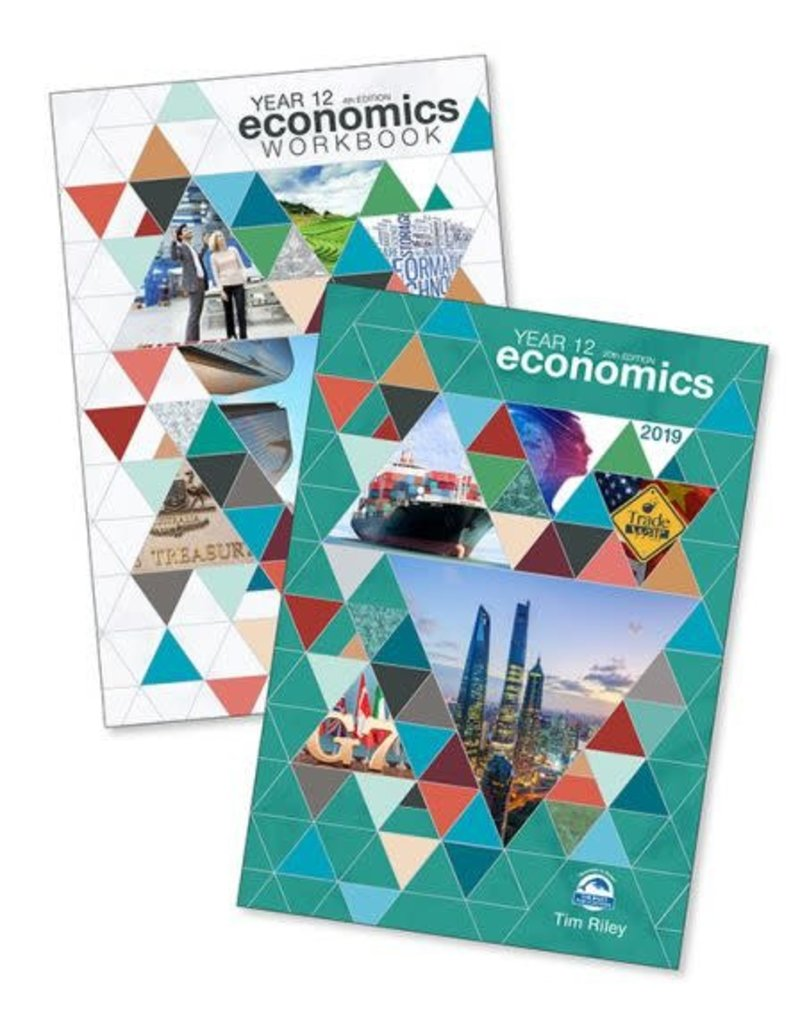 Year 12 Economics  2019 (Textbook/Workbook) (Yr 12)