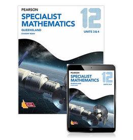 Pearson Specialist Mathematics QLD (Yr12)