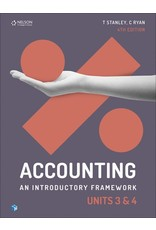 Accounting an introduction framework 3&4 (Yr 12)