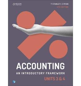 Accounting an introduction framework 3&4 (Yr 12)