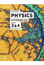 New Century Physics for QLD Units 3&4  3rd Ed (Yr 12)