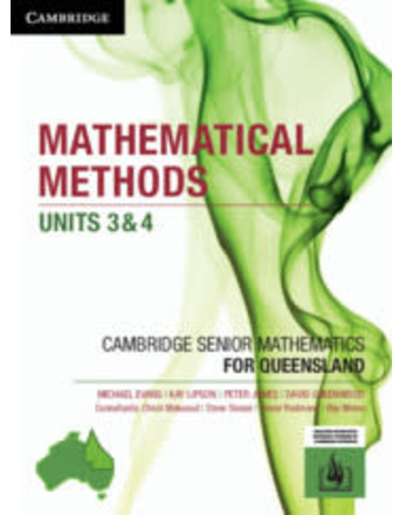 Mathematical Methods Units 3 & 4 for Qld (Yr 12)