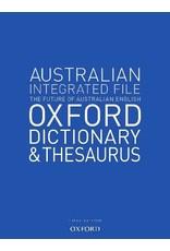Australian Oxford Integrated Dictionary & Thesaurus (Yr 7)