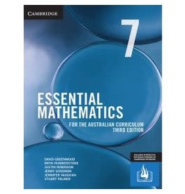Maths Cambridge AC Essential Aust Curr Year 7 3rd ed (Yr7)