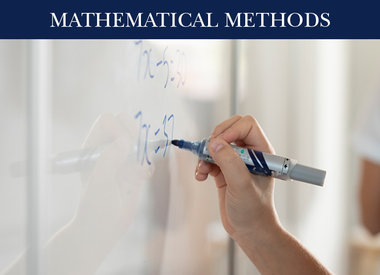 Maths Methods