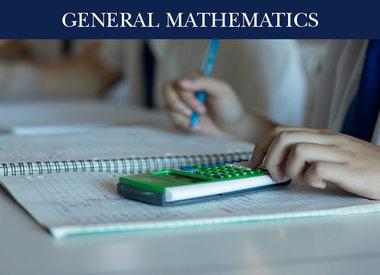 General Maths