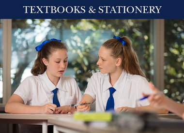TEXTBOOKS & STATIONERY