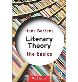 Literary Theory  - The Basics  3rd Ed (Yr 12)