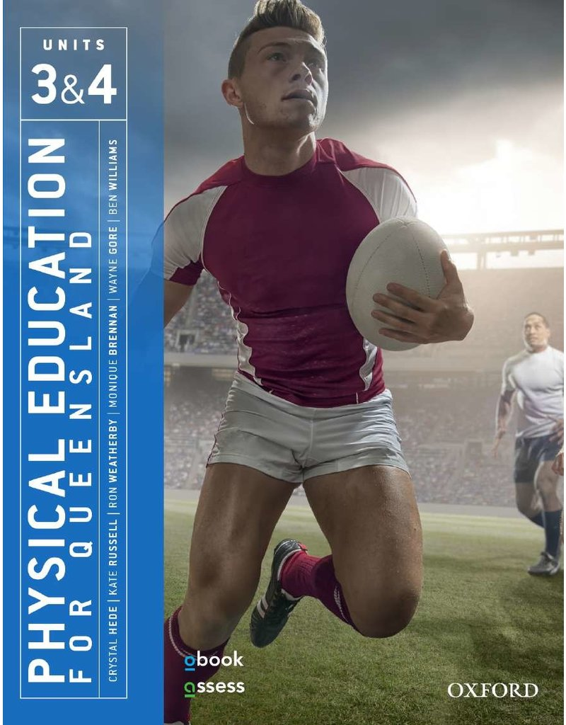 Physical Education for QLD Units  3 &4 2nd Ed  (Yr 12)
