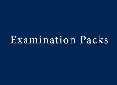 Exam Packs
